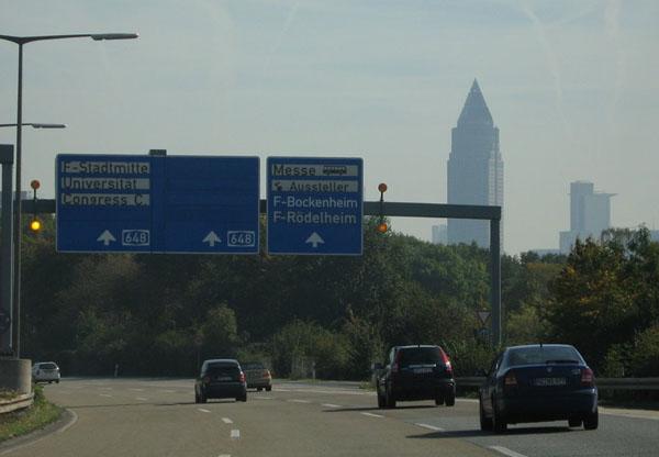 hoehe messeturm frankfurt